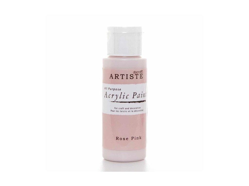 Barva acrylová DO Rose Pink