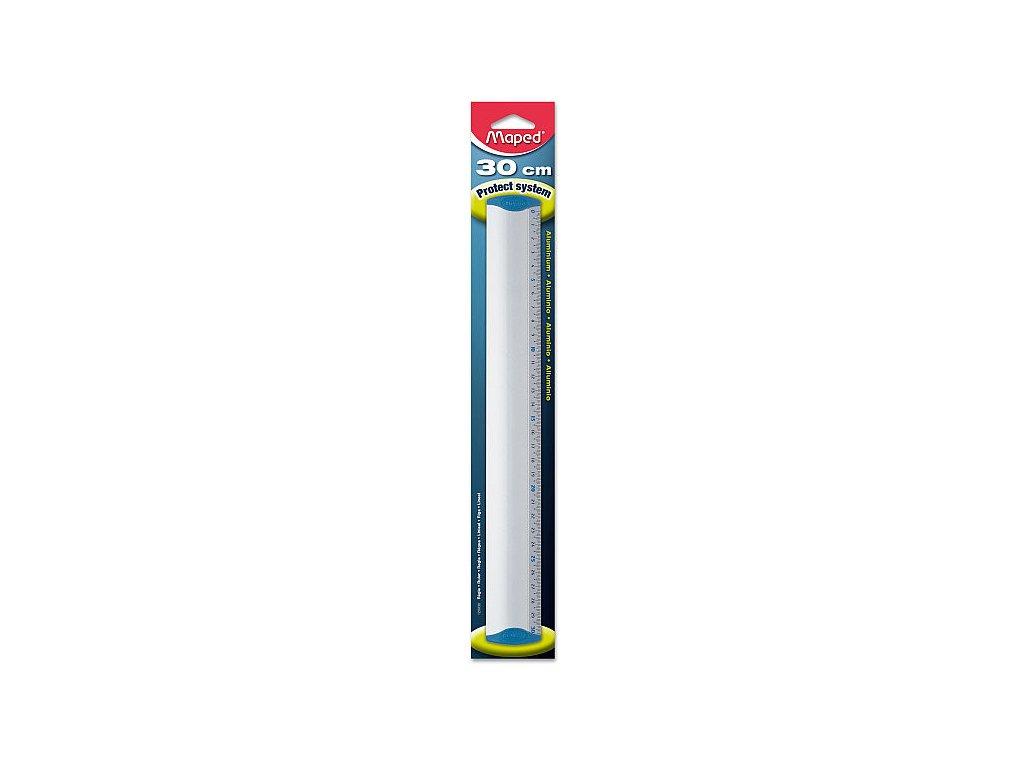 Pravítko aluminium 30 cm