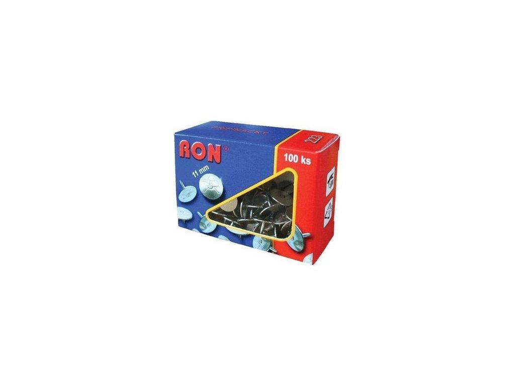Připínáčky RON 223 - 100 ks