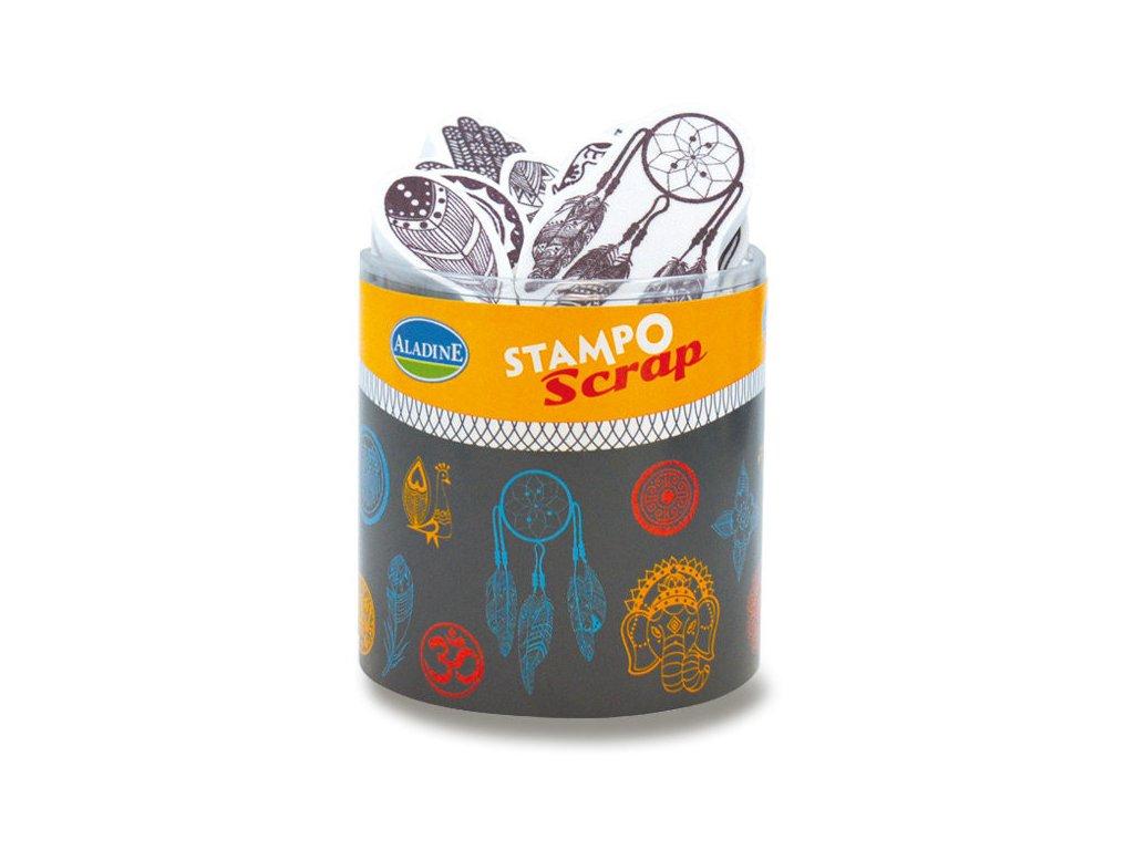 Razítka Aladine StampoScrap Etno