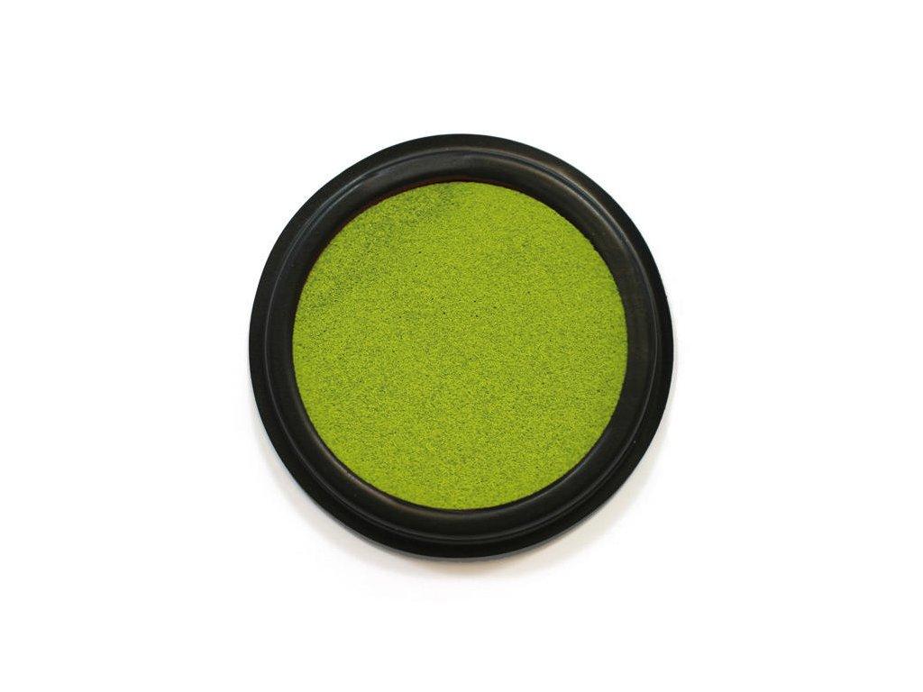 Razítkovací poduška zelená TEXTIL