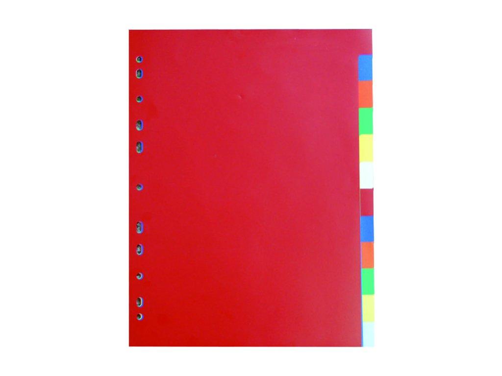 Rozdružovač A4 12 barev
