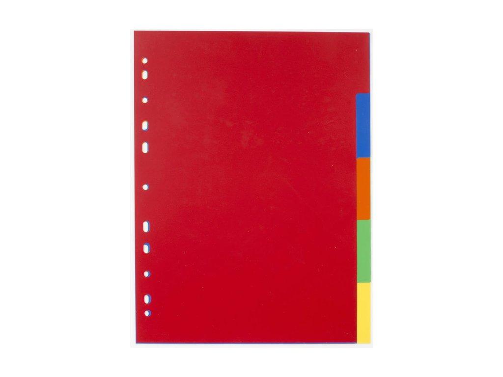 Rozdružovač A4 5 barev