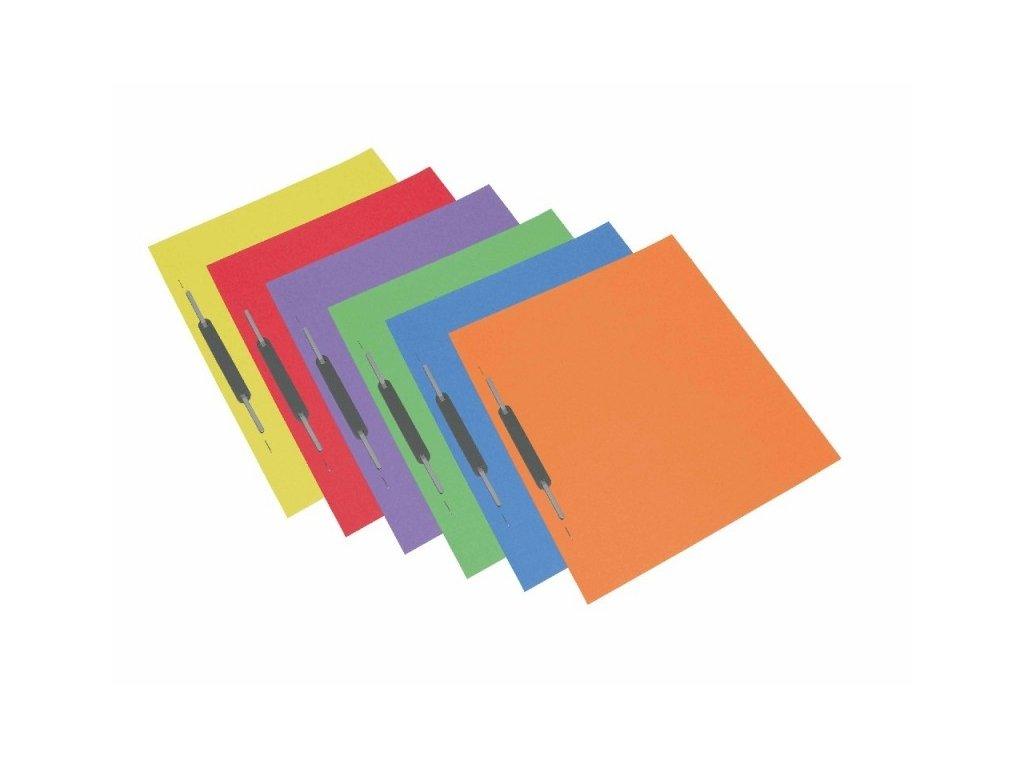 Rychlovazač A4 obyčejný papírový mix barev