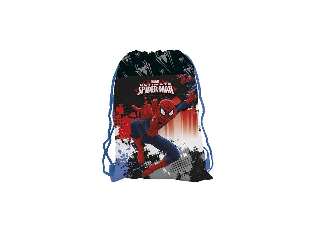 Pytlík na cvičky Spiderman