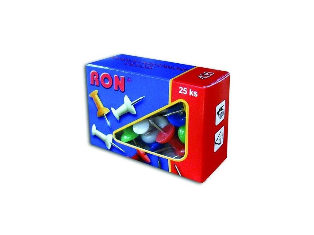 Špendlíky na nástěnku RON 435 - 25 ks