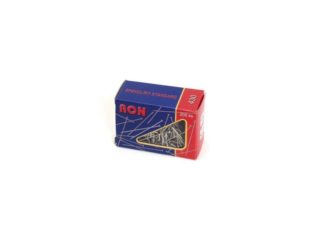 Špendlíky RON 430 - 200 ks