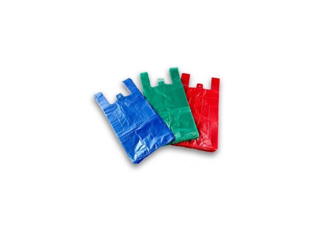 tasky mikrotenove 10 kg zelene hdpe 100ks max
