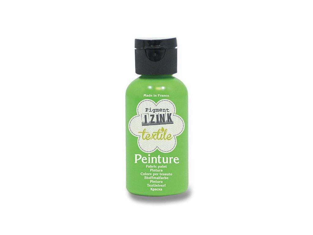 Textilní barva ALADINE, IZINK, zelená, 50 ml