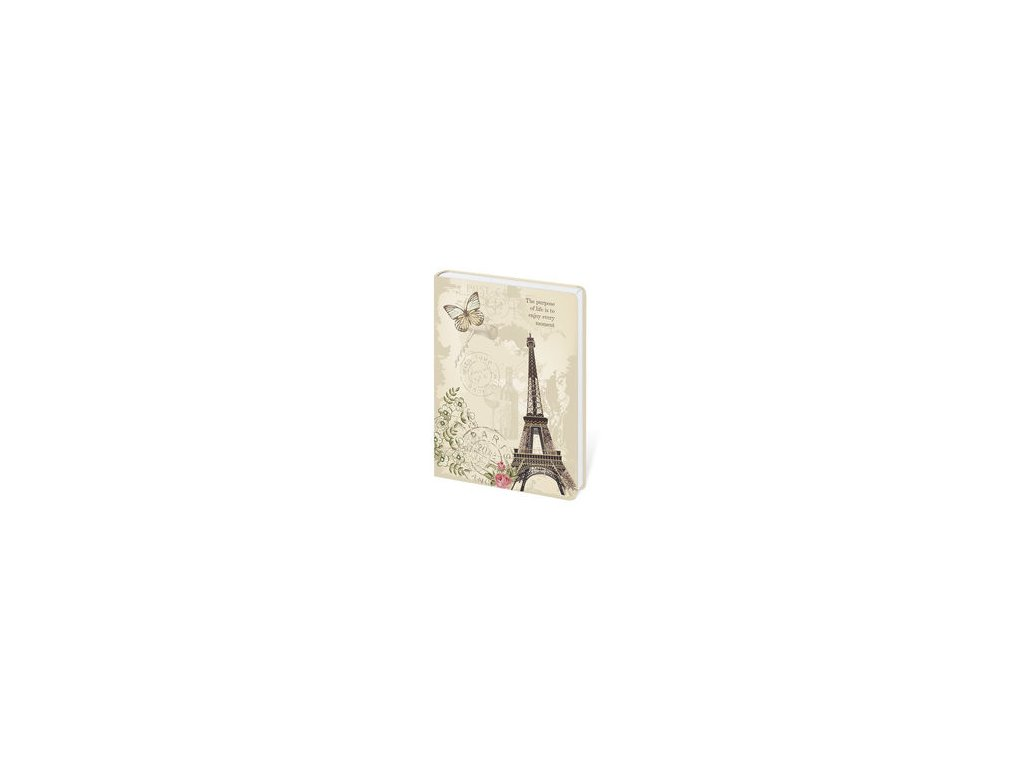 Zápisník Lyra Paris linkovaný S