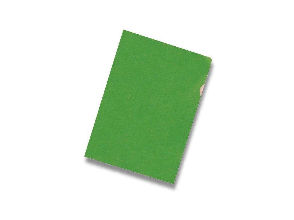 Obal A4 zeleny