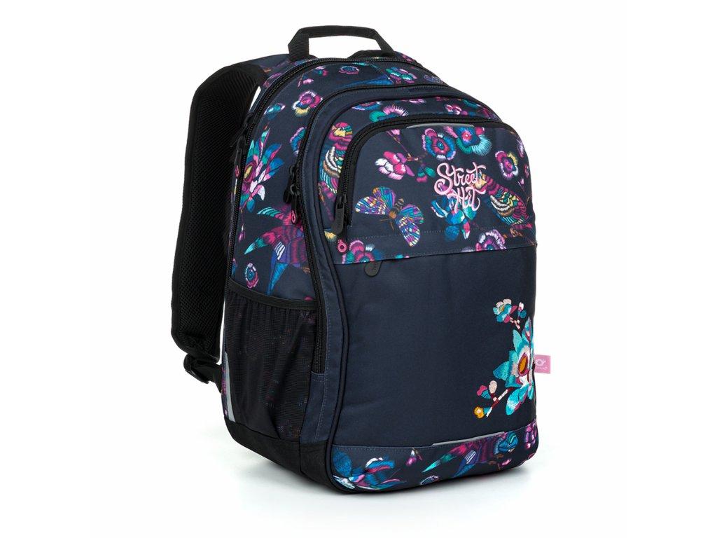 Studentský batoh Topgal RUBI 19026 G