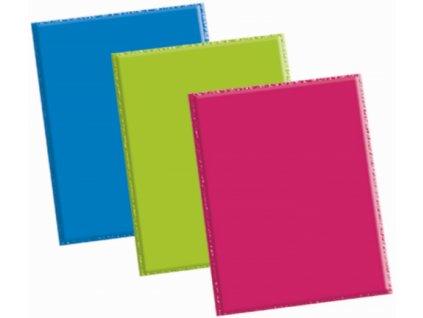 Vizitkář dvouřadý Color Office mix