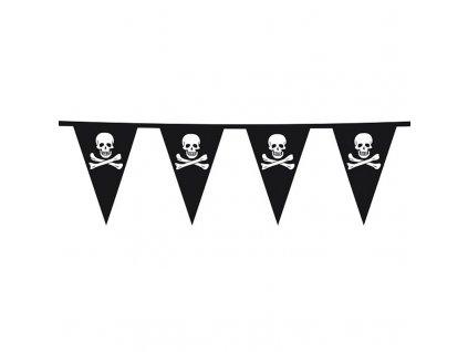 girlanda piratska