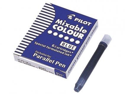 Náplň do plnícího pera Parallel modré