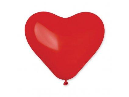 srdce balonek