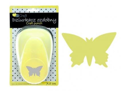 derovacka velký motýl