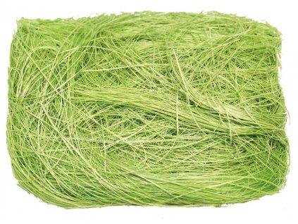 Sisal zelený 30gr