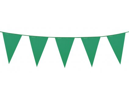 Girlanda PE mini zelená