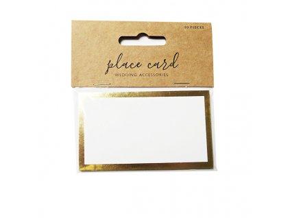palce card