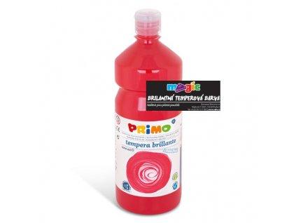 Temperová barva MAGIC, 1000ml, červená