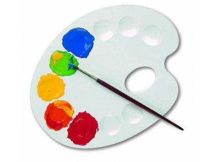 Paleta malířská STANDART, 22cm