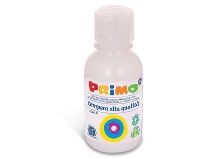 Temperová barva PRIMO, 125 ml, bílá
