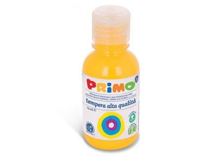 Temperová barva PRIMO, 125 ml, žlutá