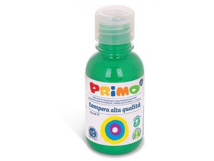 Temperová barva PRIMO, 125 ml, zelená