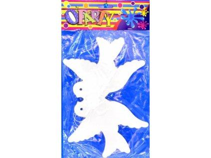 Girlanda 400x16,5 cm - holubičky