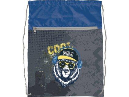 sacek na cvicky cool bear