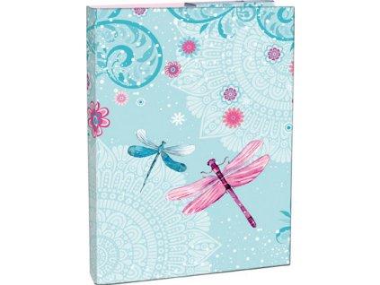 107589 1 box na sesity a4 dragonfly