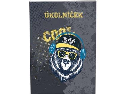107787 1 ukolnicek cool bear