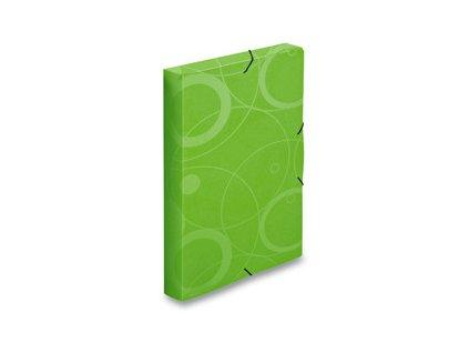 """Box na dokumenty A4 """"Neo Colori"""" zelený"""