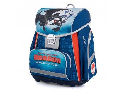 Školní batoh PREMIUM Jak vycvičit draka