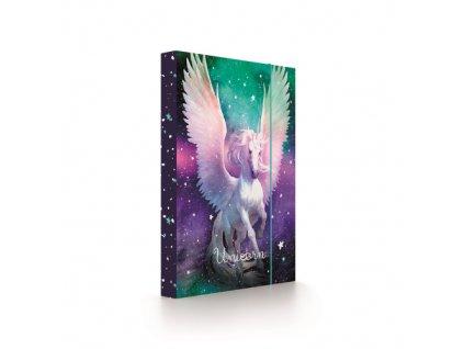 box na sesity a4 unicorn