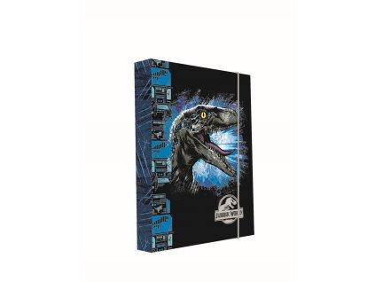 Desky A5 box na sešity Jurassic World 2
