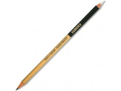 tužka grafitová s gumou K7 1350 SUDOKU