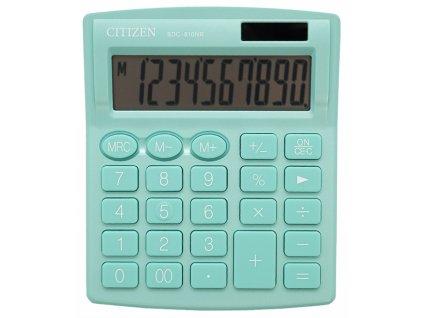 171129 166951 kalkulator biurowy citizen sdc 810nrgre 10 c 800w