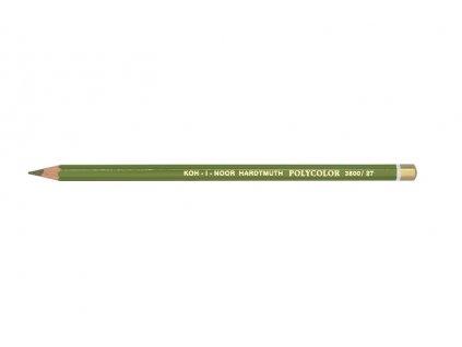 tužka pastelová umělecká 3800 zeleň jarní