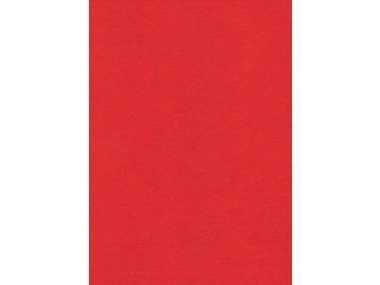 Filc červený světlý YC-601
