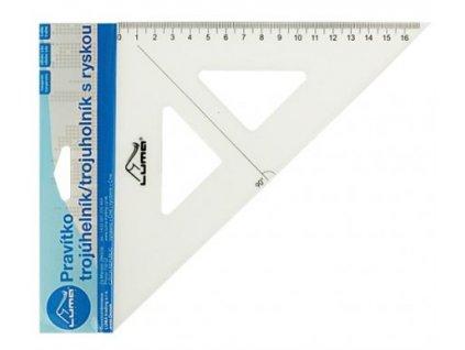 paravitko trojuhelnik s ryskou