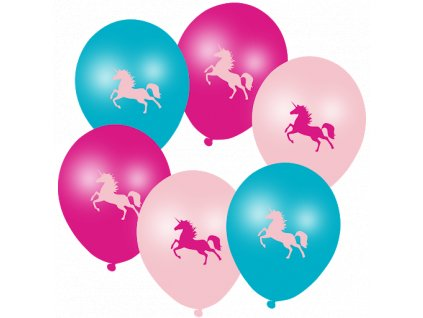 balonky jednorozci