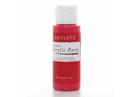 Barva acrylová DO Raspberry