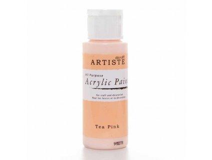 Barva acrylová DO Tea Pink