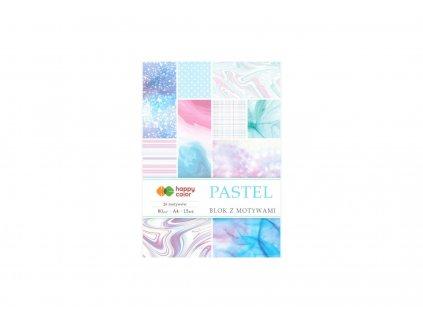pastel papiry