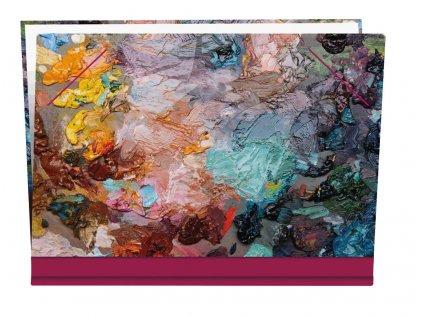 Desky na výkresy A3  lamino Barvy