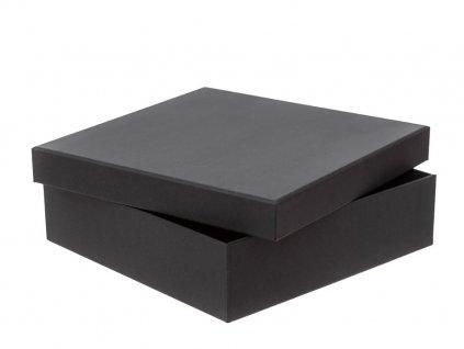 krabice kraft black
