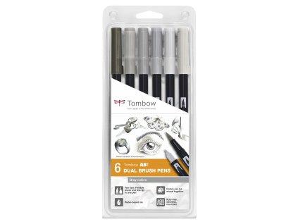 tombow sede tony dual brush pen