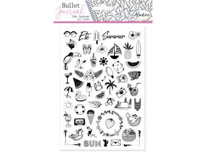stampo bullet journal leto (1)